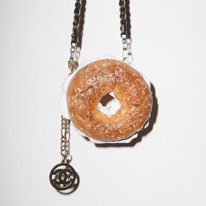 To be Wise or not to be Wise: The Chanel-lo bagel bag