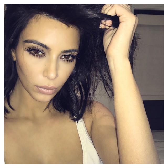 Army & Kim Kardashian